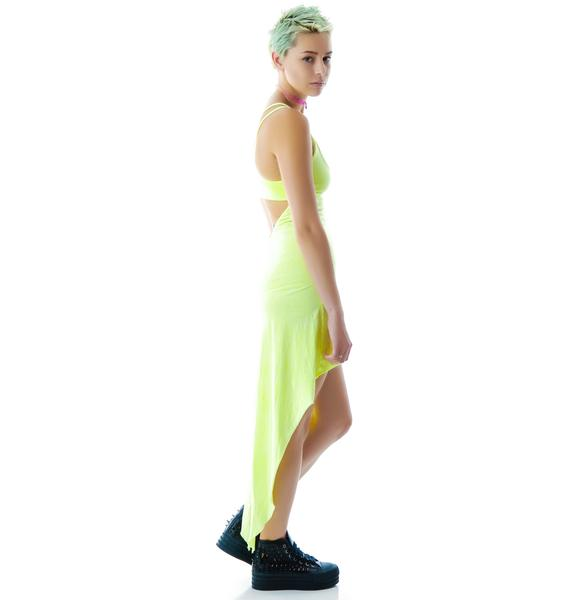 Kill City Fest Frock Maxi Dress