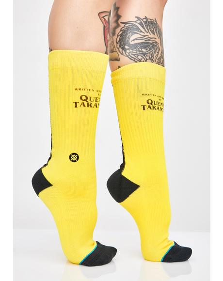 Kill Bill Crew Socks
