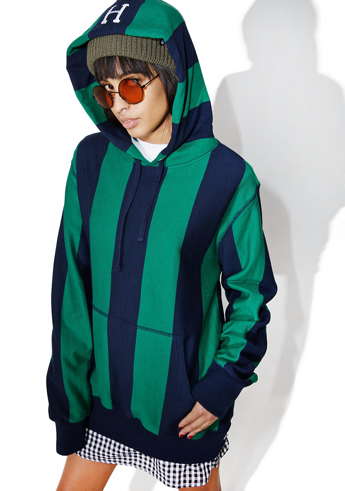 HUF Pohm Pullover Hoodie