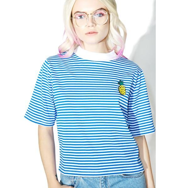 Lazy Oaf Pineapple Tee