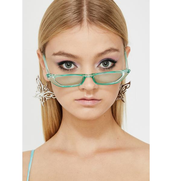 Pretty Grl Posse Tiny Sunglasses