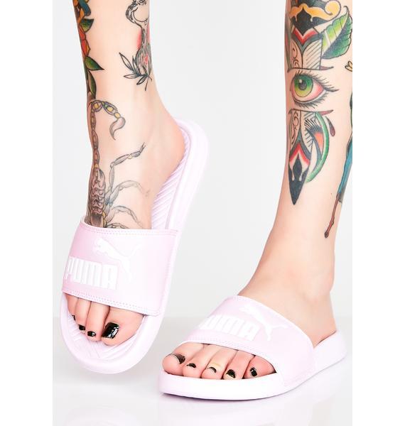 PUMA Popcat Sandals