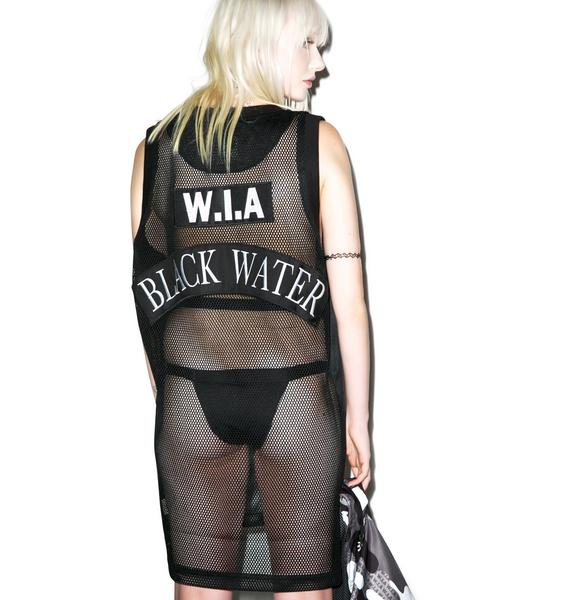W.I.A Black Water Net Tank