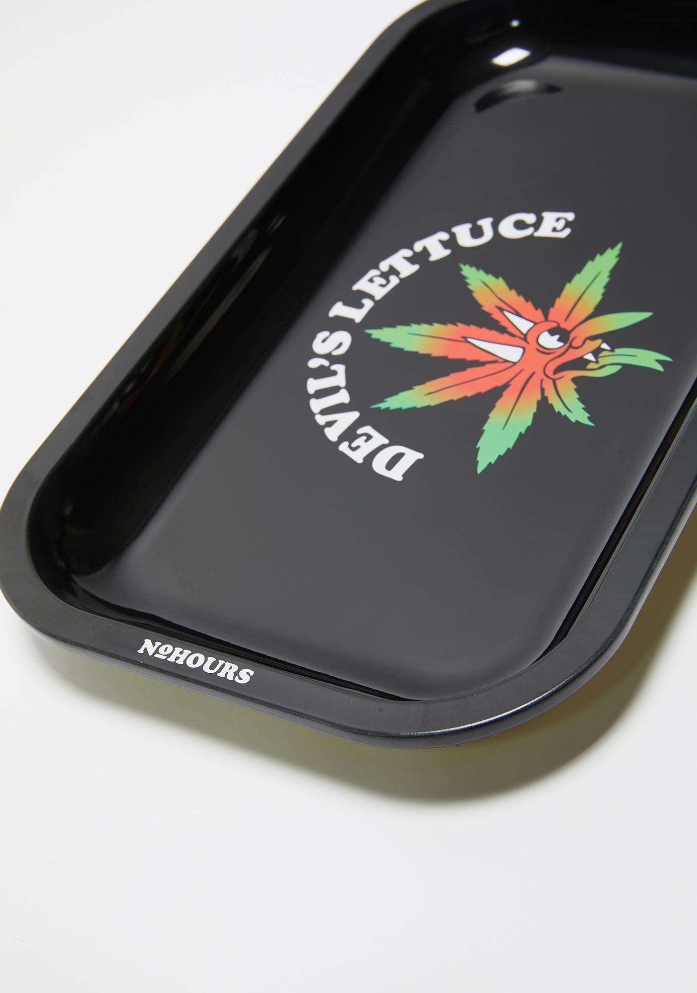 Devil\u2019s Lettuce Rolling Tray