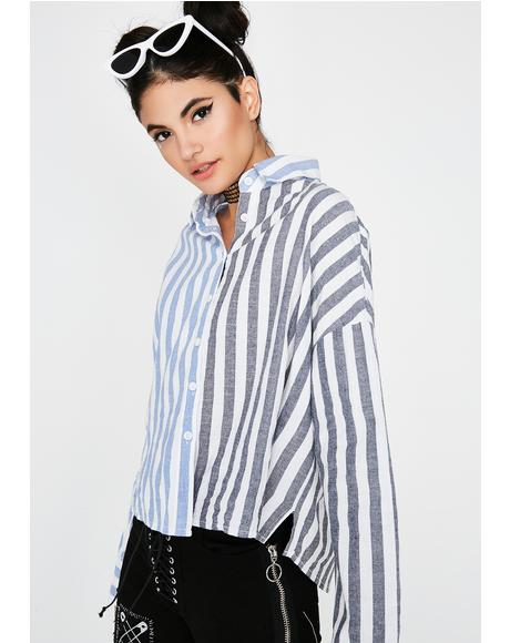 Got It Together Striped Top