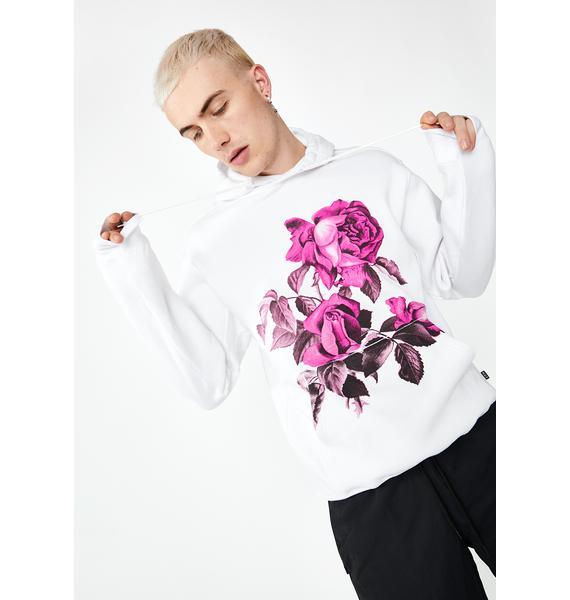 HUF La Fleur Pullover Hoody