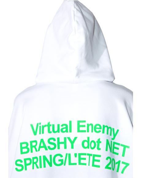 Virtual Enemy Hoodie