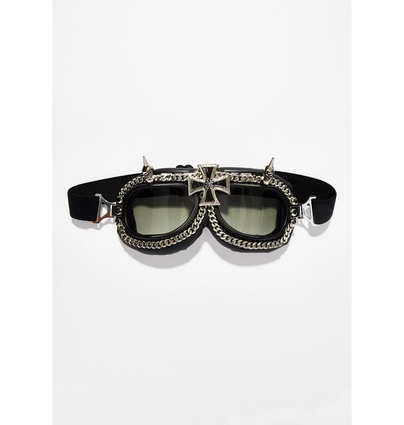 Evil Ryder Dust Goggles