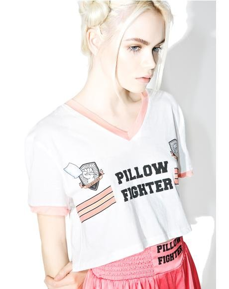Pillow Fighter Tee