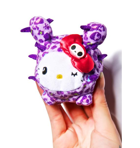 Sanrio Tokidoki X Hello Kitty Summer Safari Cactus Kitty Bean Doll