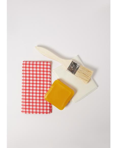 Bee Merry DIY Beeswax Wrap Set