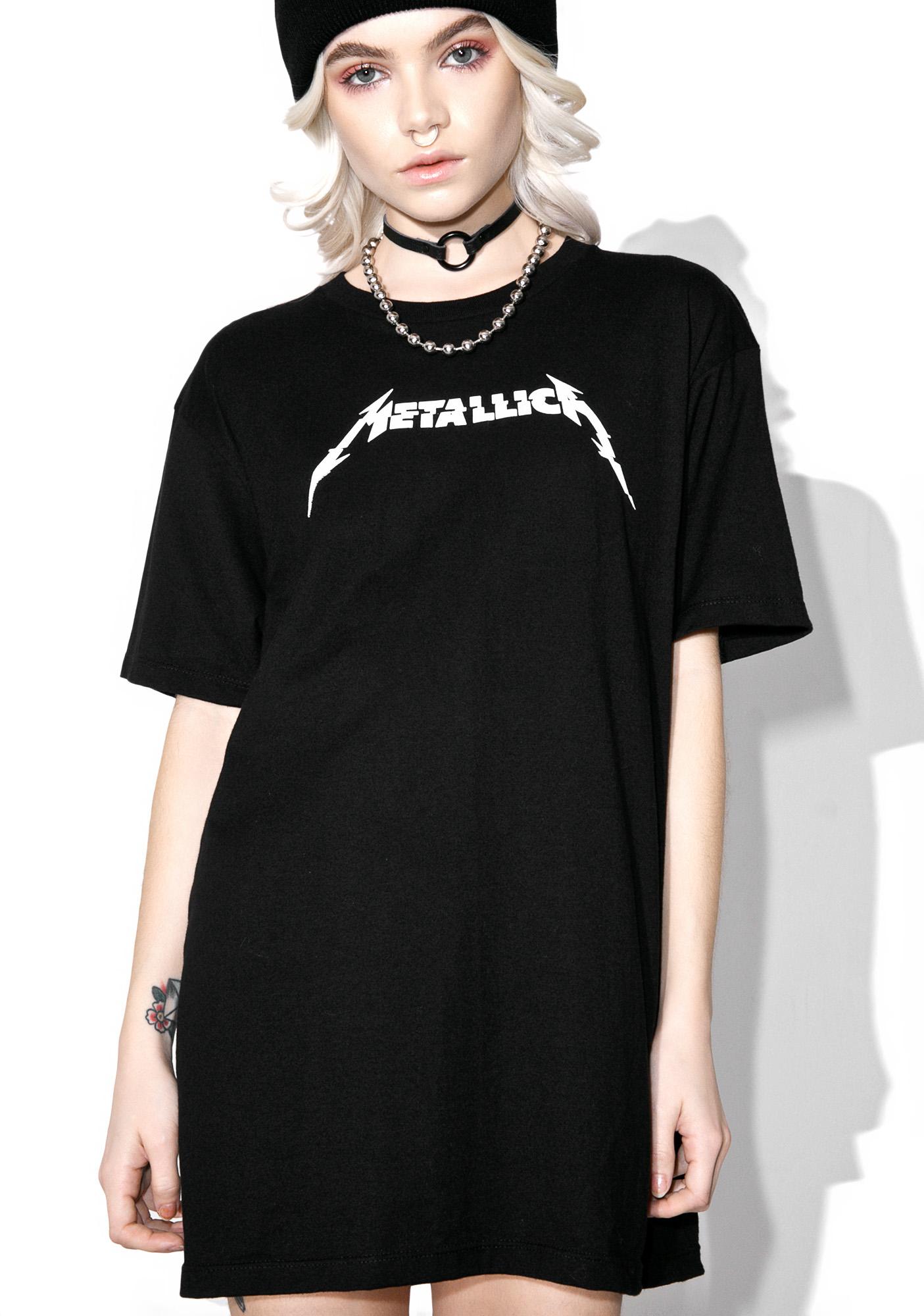 Metallica We're So Fucked Tee