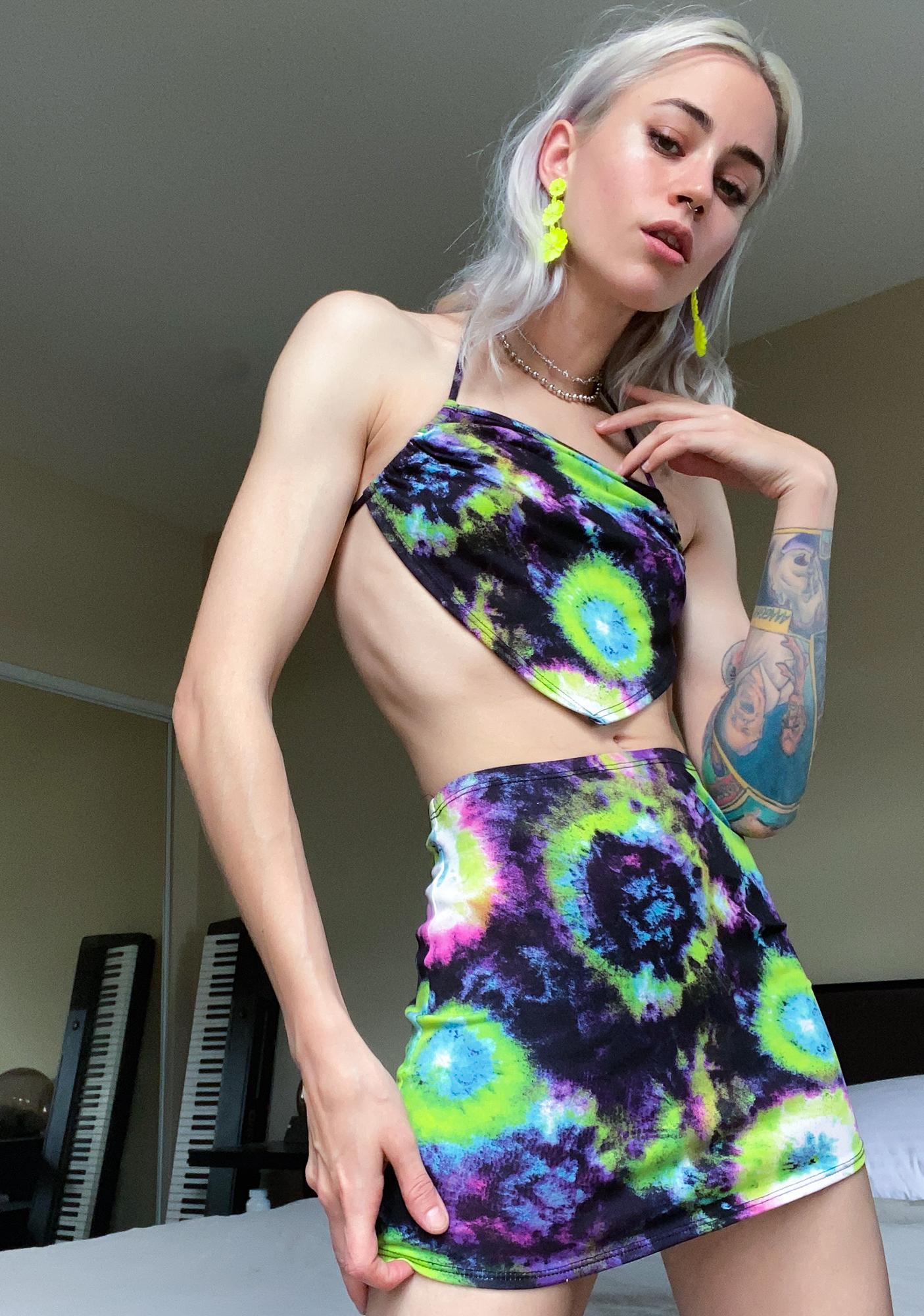 Just A Dream Skirt Set