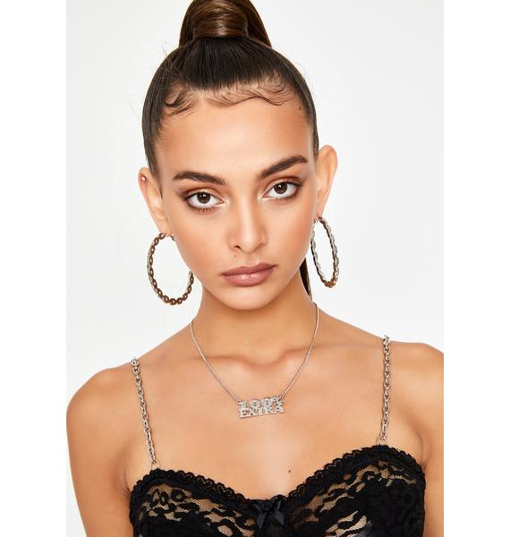 100 Percent Xxxtra Chain Necklace