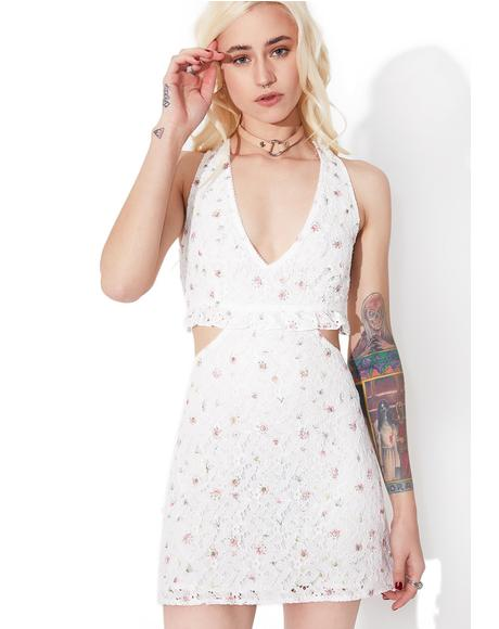 Daisy Dearest Cutout Dress