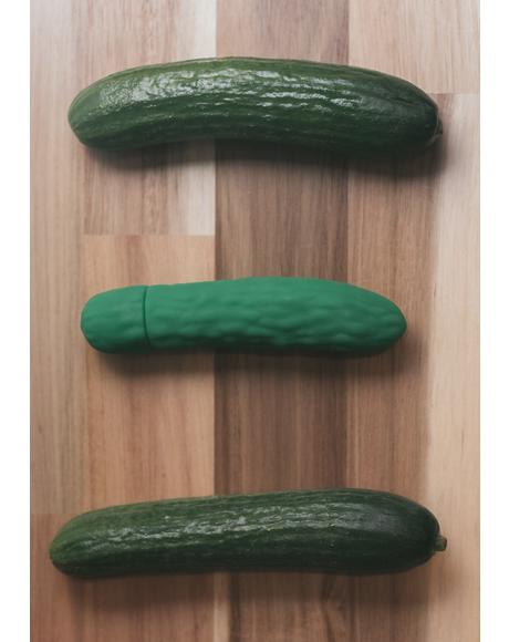 The Pickle Emojibator Vibrator