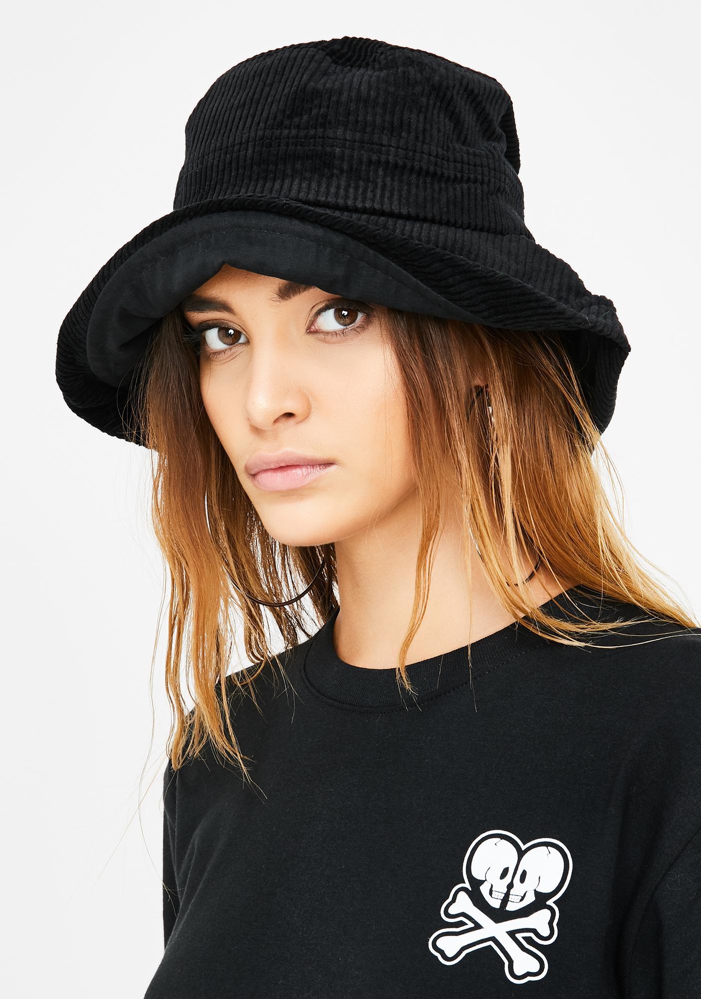 Dark Moody Mornings Bucket Hat