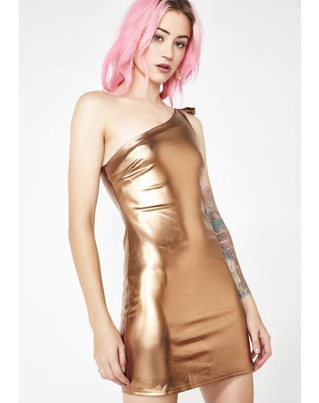 Pretty Penny Mini Dress