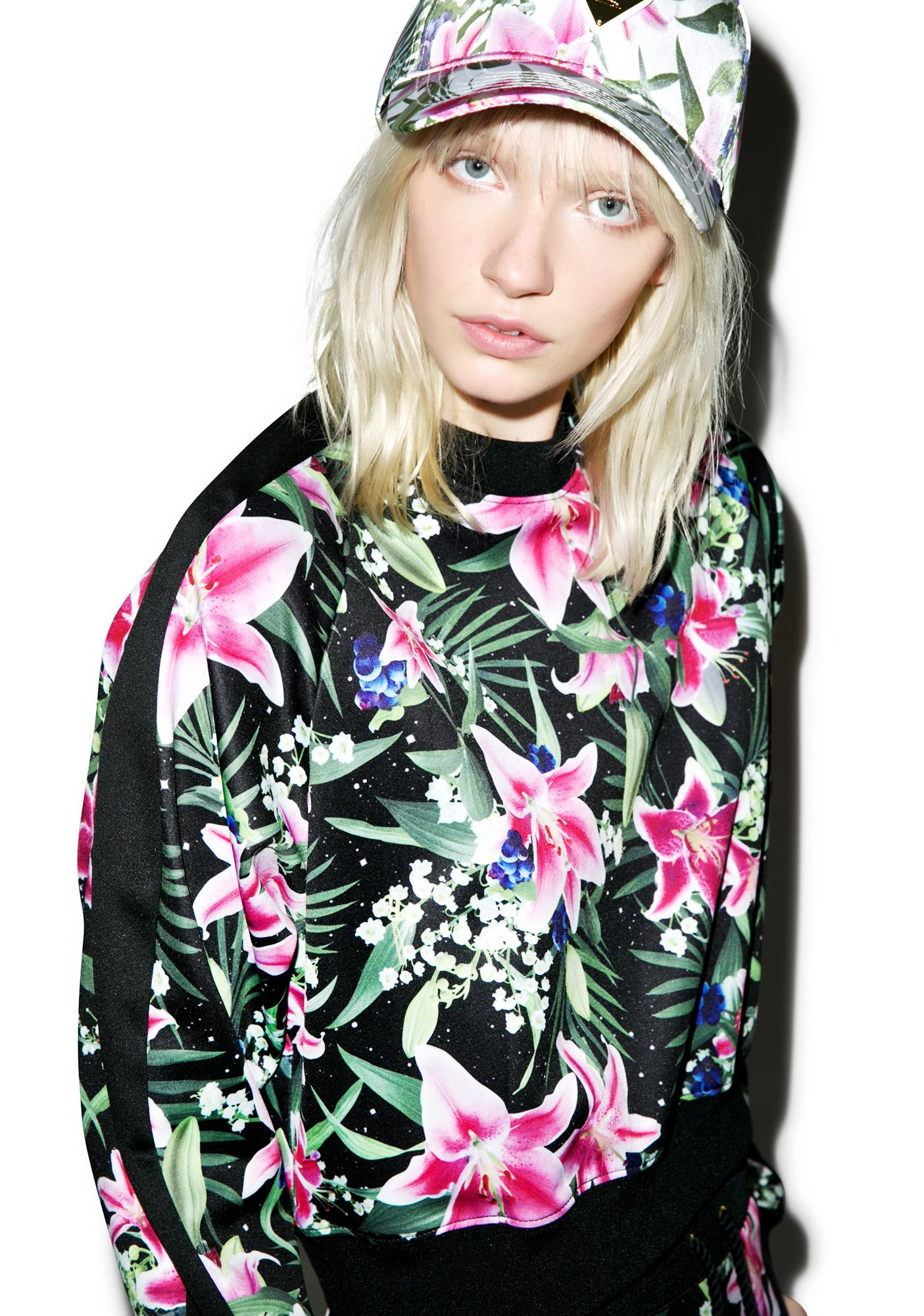 Joyrich Optical Garden Crewneck