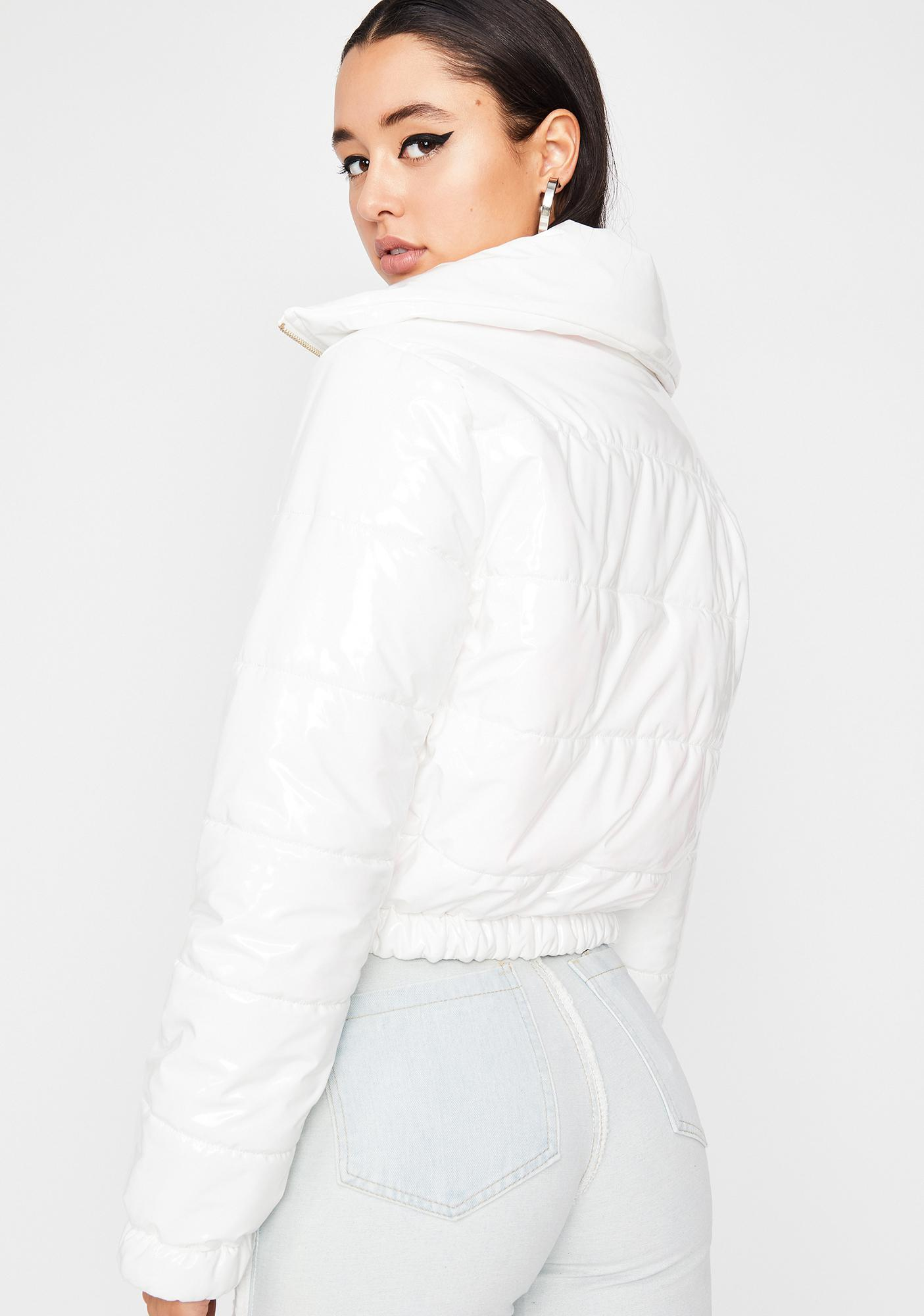 What's Really Good Puffer Jacket