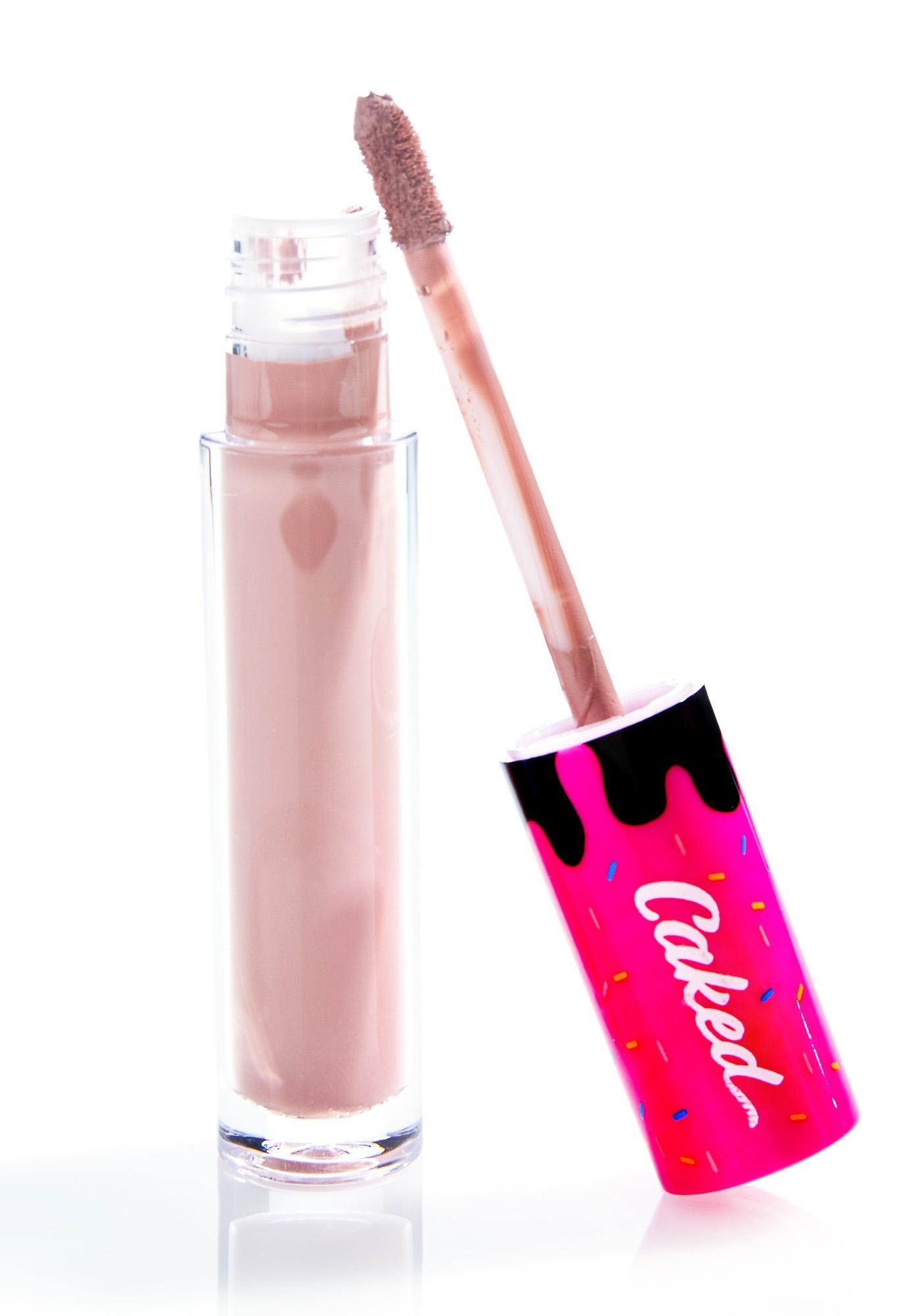 Caked Makeup Copy Paste Lip Fondant