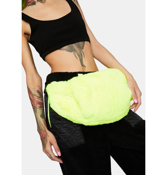 Be Fur Real Fanny Pack
