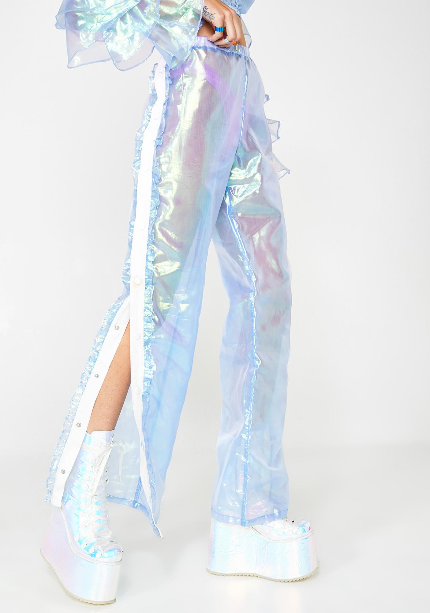 Aqua Fairytale Vixen Iridescent Set