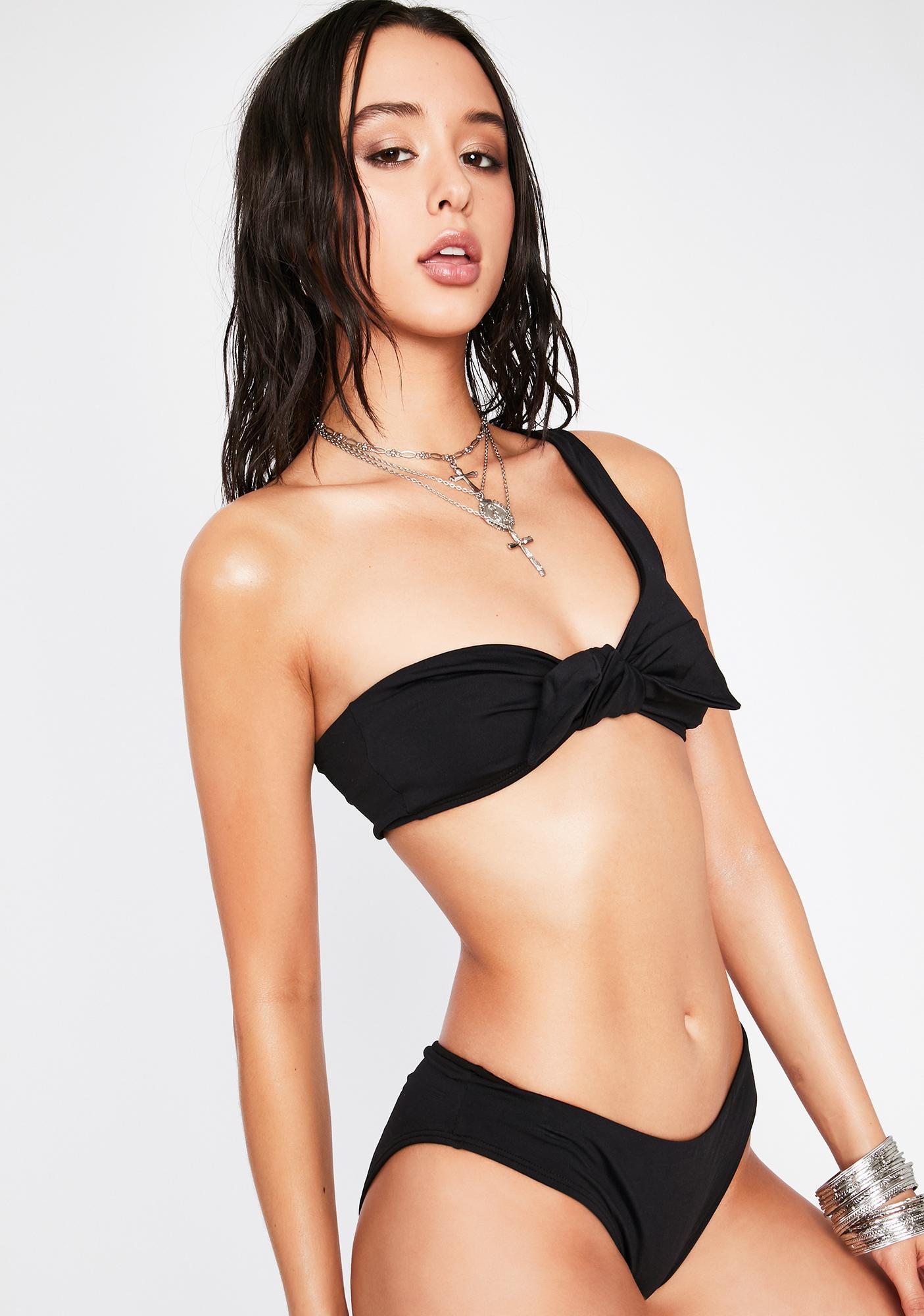 Under The Palms Bikini Set