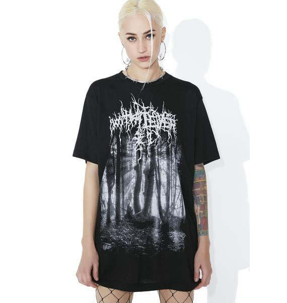 Whatever 21 Dark Lord 'Woods' Tour Tee