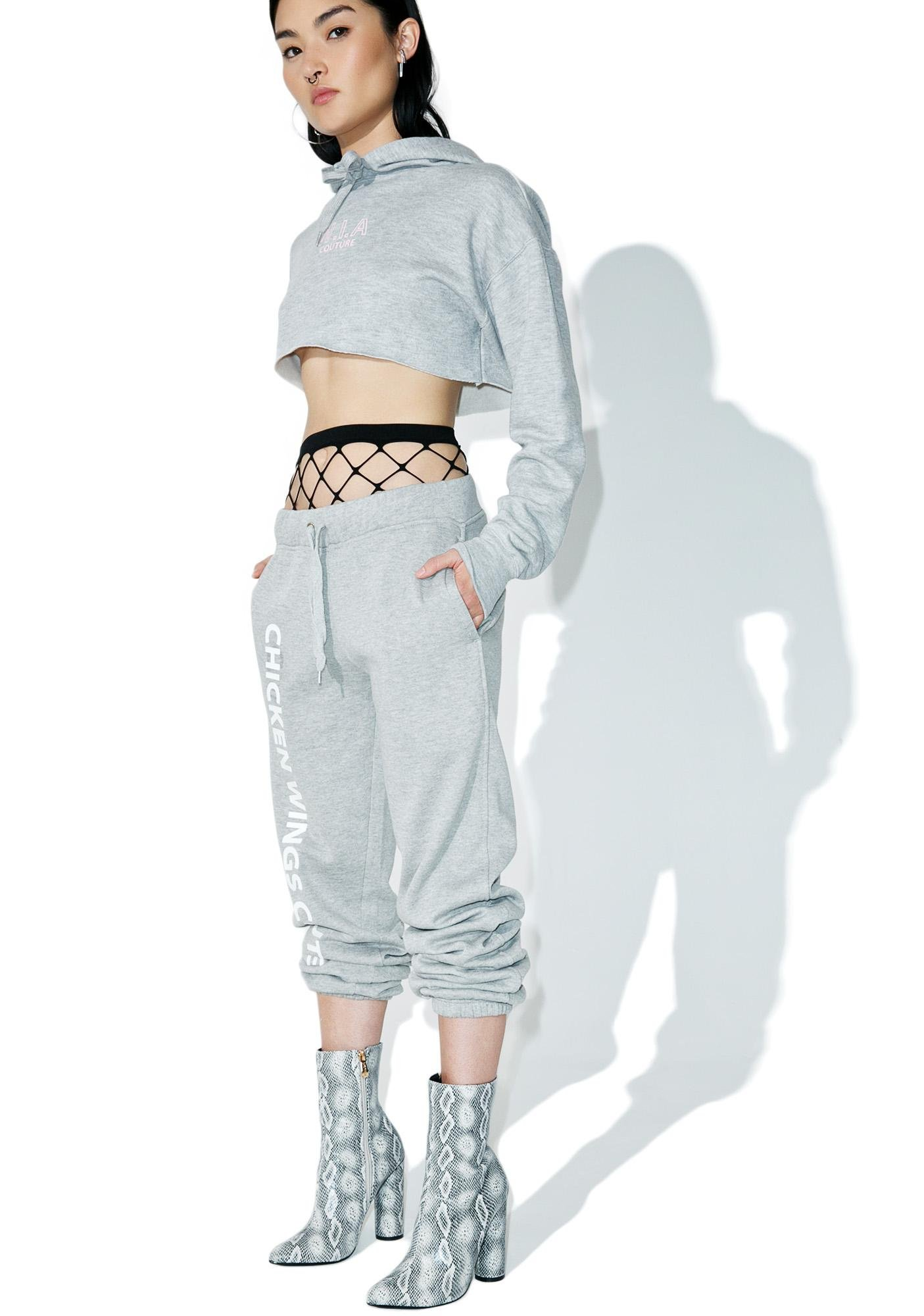 W.I.A Chicken Wings Couture Sweatpants