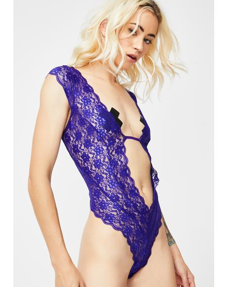 Whatz Goodie Lace Bodysuit
