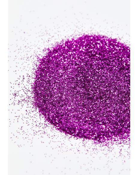 Fuchsia Paradise AQ Glitter