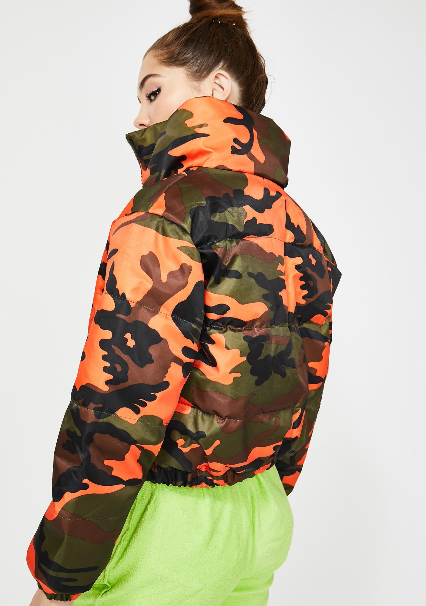 AZALEA WANG Midtown Puffer Jacket