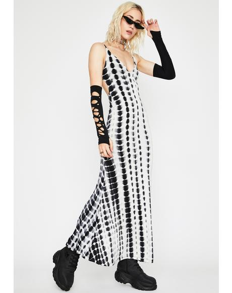 Tunnel Vision Maxi Dress