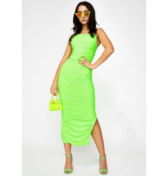 Kiki Riki Atomic Certified Sassy Midi Dress