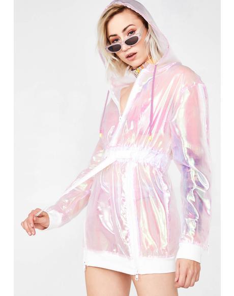 Pixie Potion Iridescent Dress