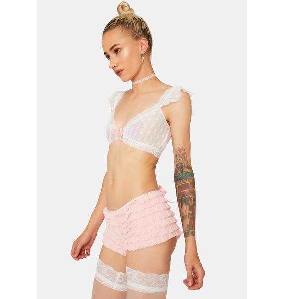 Pink Forever Urs Ruffle Panty