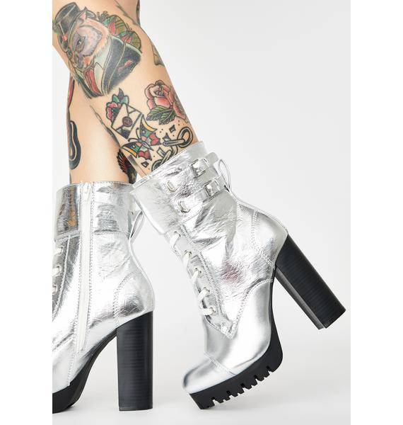 Made For Walkin' Platform Boots