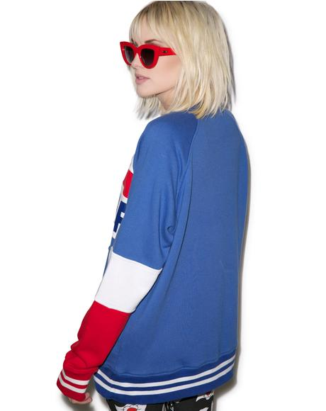 All American Sweatshirt