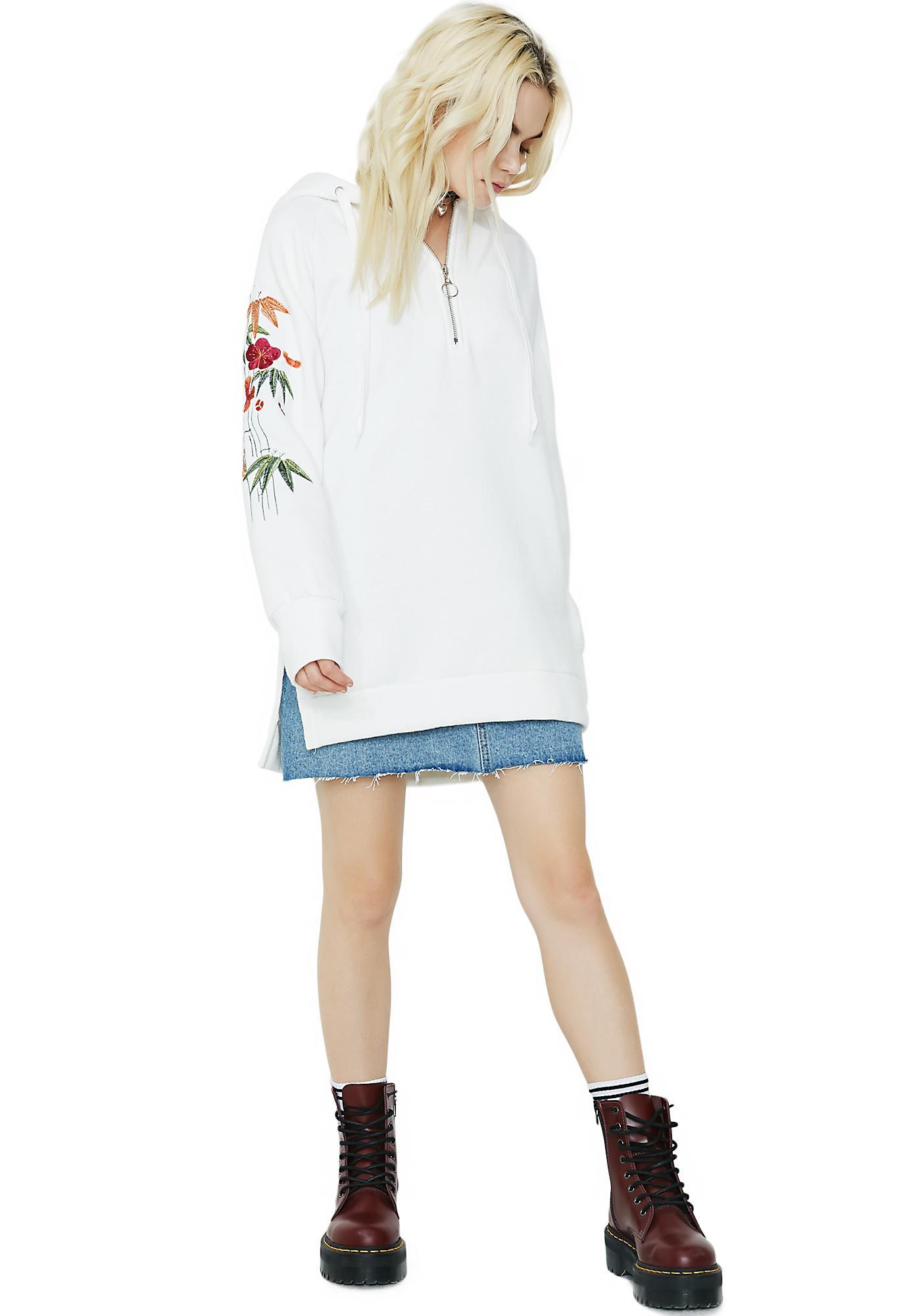 Glamorous Flora Pullover Jumper