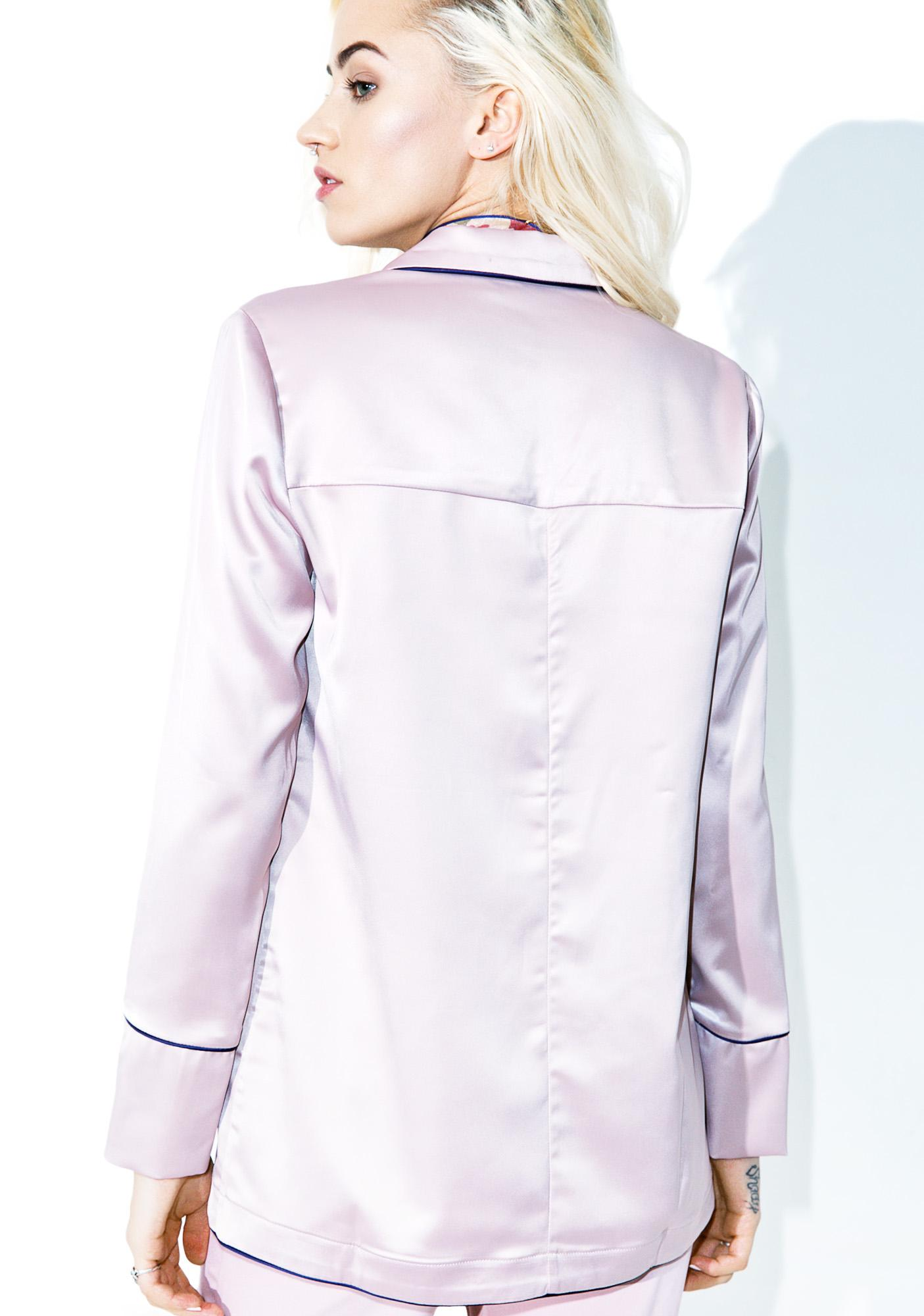Ami Tailored Blouse