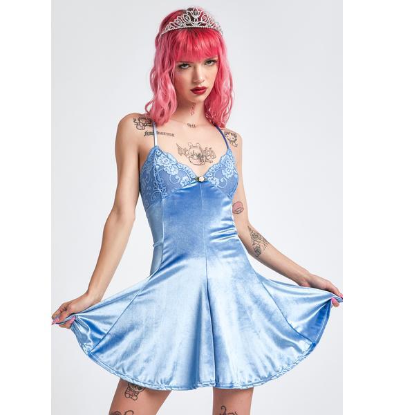dELiA*s by Dolls Kill Prom Queen Dreams Mini Dress