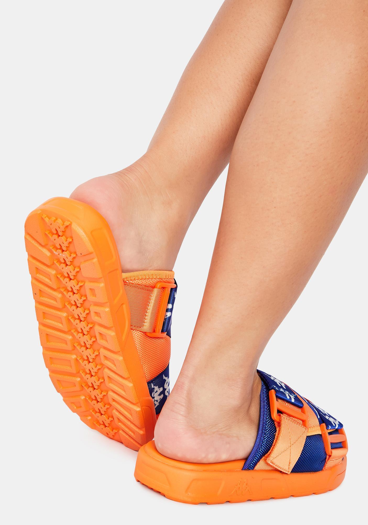 Kappa Orange 222 Banda Mitel 1 Slides