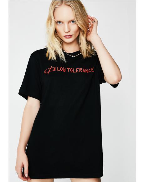 Low Tolerance Tee