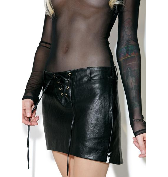 One Teaspoon Fleetwood Sixties Skirt
