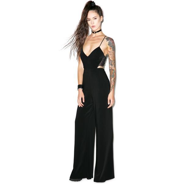 Stylestalker Analog Lace Jumper