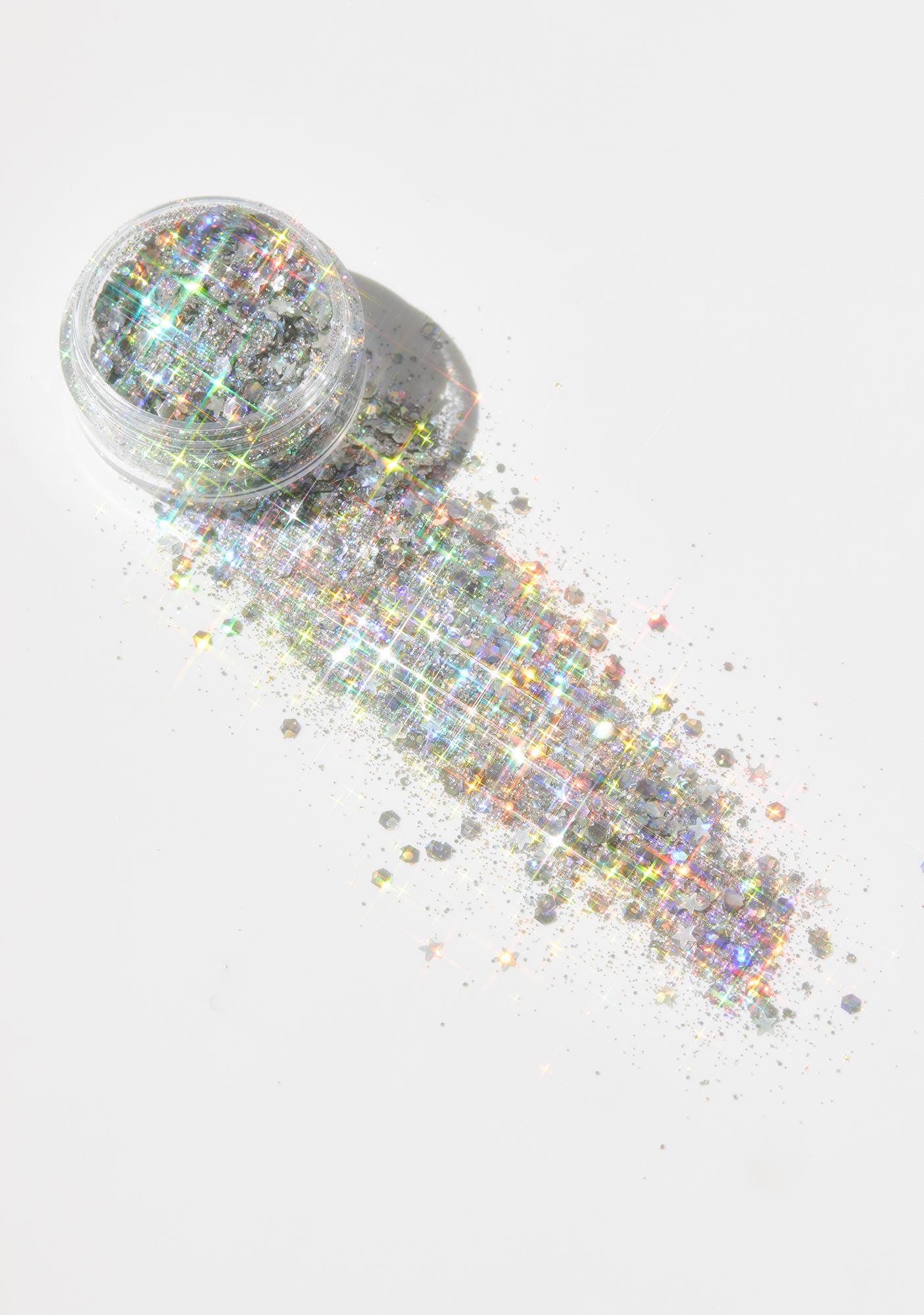 Lunautics Mykonos Holographic Eco Glitter