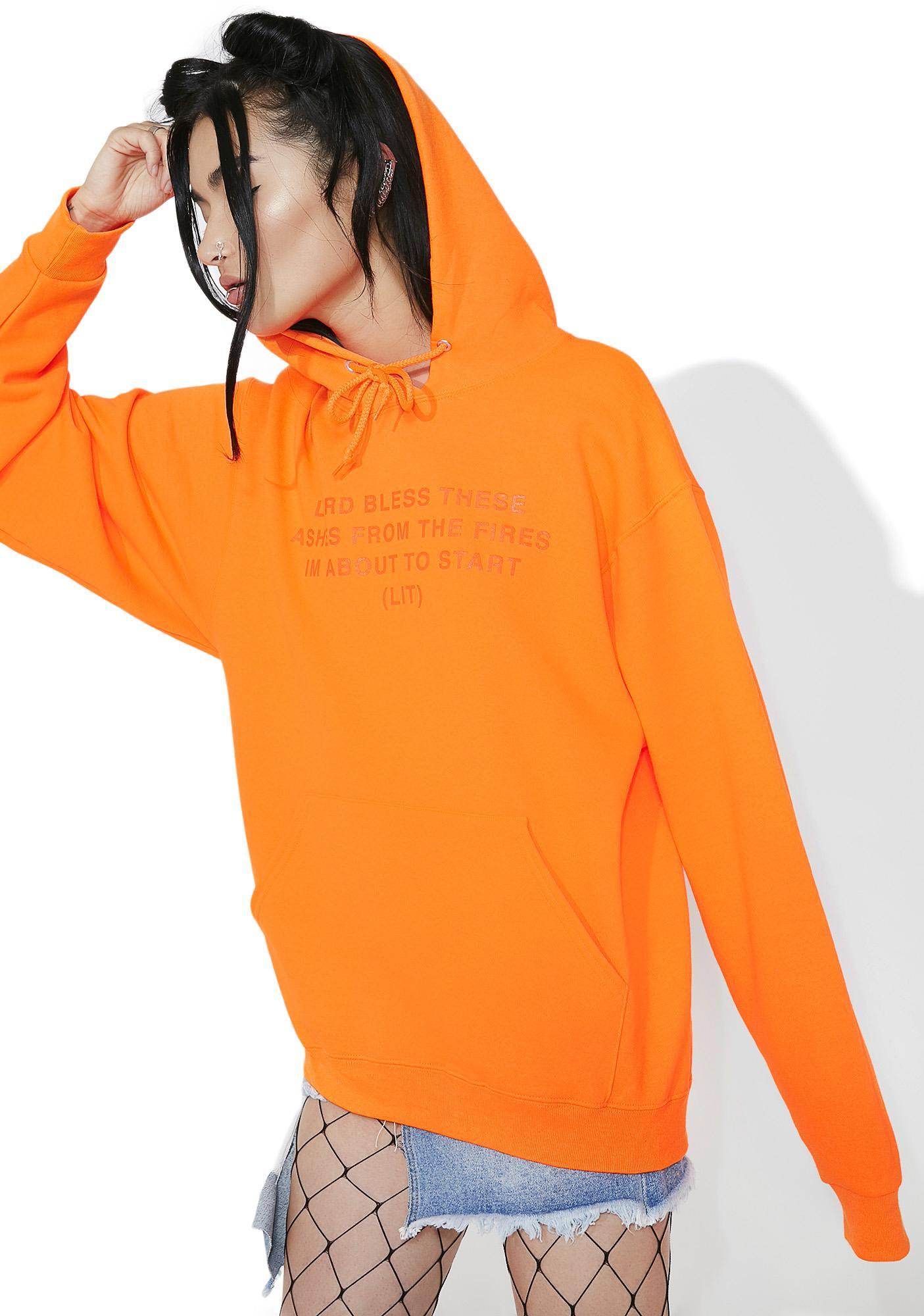 Civil Clothing Lit Pullover Hoodie