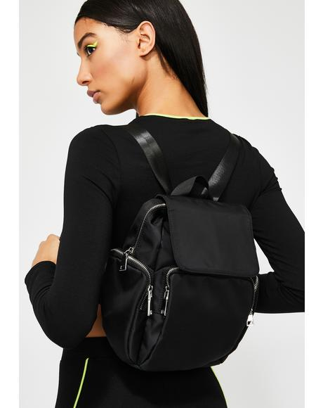 Chic Habits Mini Backpack