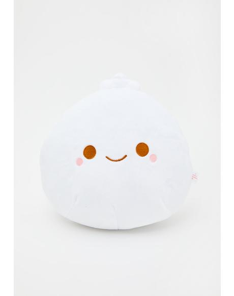 Lil B Dumpling Toasty Plush Pillow